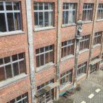 Te behandelen betonstructuur - betonherstelling