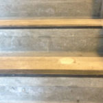 betonherstelling - betontrap