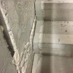 Epoxy cementering trapzaal Da Vinci Brussel
