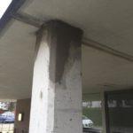 Structurele betonherstelling - fase I