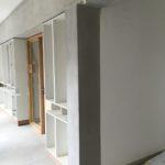 Bijgewerkte betonstructuur
