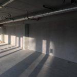 Bij te werken afgestreken zijdes van prefab betonpanelen - esthetische betonherstellingen