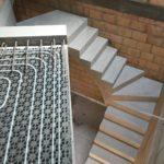 esthetische betonherstelling betontrap