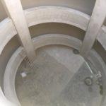 Esthetisch bijgewerkte helicoïdalen - esthetische betonherstellingen